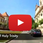 Dashcam tour through the city of Sombor [video]